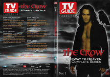 The Crow: Stairway to Heaven - The Complete Series DVD, 2007 5 Disc Set