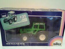 siku 1 32 /   2850 deutz fahr dx 86 tractor  boxed rare