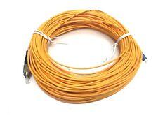 30 Meter Optisch Glasfaser Kabel LC/FC 30m LH-LC-FC-S2-L30 14130278 Neu
