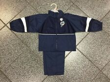 New 2T Boys NWOT NFL Miami Dolphins Old Logo Wind Jacket and Pants Set