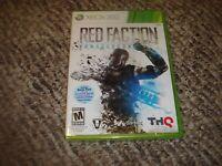 Red Faction: Armageddon  (Xbox 360, 2011)