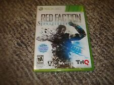 Red Faction: Armageddon  (Xbox 360, 2011)