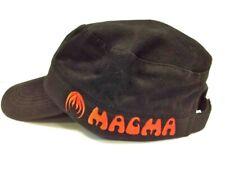 MAGMA  Casquette Noire OFFICIAL MERCHANDISING