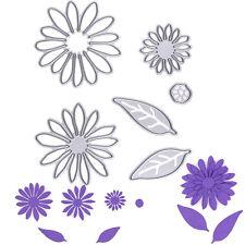 6X Chrysanth Flower Cutting Die Stencil Scrapbooking Embossing Paper Album Craft