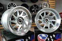 New 19 5x120 9.5J 11J ROTIFORM Style stance deep dish wheels for BMW JDM OZT rim