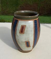 Studio Pottery Vase - Michael Gaitskell, Wootton Courtenay, Somerset