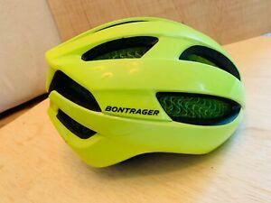 Bontrager Wavecell Specter NEON YELLOW Road Bike Helmet Medium