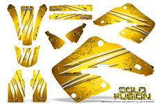 HONDA CR 125 250 00-01 GRAPHICS KIT CREATORX DECALS STICKERS COLD FUSION Y