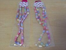 Hello Kitty Necklace and Bracelet set X2 FREE P & P