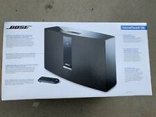 Bose SoundTouch 30 Wireless Speaker works with Alexa Black Voice Wifi Bluetooth