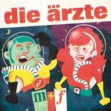 """DIE ÄRZTE M&F 12"""" Vinyl Männer und Frauen Bela Farin Rod 2012 * NEU"""