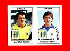 CALCIATORI Panini 1989-90 - Figurina-Sticker n. 449 - ZUNICO-MINOTTI -PARMA-New