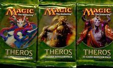 MTG MAGIC  3  BOOSTERS THEROS  ANGLAIS