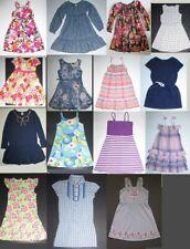 Girls Dresses Size 4-5, 5, 6, 6-6x, 6-7, 7, 8