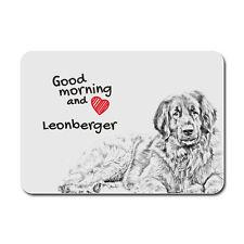 Leonberger - Maus Pad,  DE