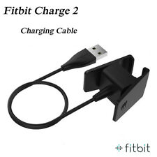 Replacement Battery Charger for Fitbit Charge 2 Watch Clip USB Charging Cable AU