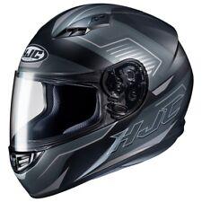 NEW HJC Helm CS-15 Trion schwarz grau matt Gr. XS = 53/54 Motorradhelm