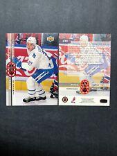 1994 Upper Deck Star Rookie #245 Peter Forsberg •Quebec Nordiques RC 2 Card Lot