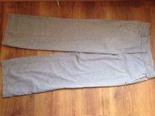 40 a 52 Beige tono 339 Sheego Donna Pantaloni Pantaloni Tessuto 7//8 Caprihose tg
