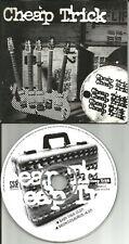 Cheap Trick Baby Talk / Brontosaurus 2 RARE UNRELEASED TRX PROMO CD Single 1997