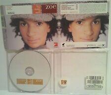 Zoe-Love can change così much (OST: titolo canzone film Julietta) Maxi-CD, 2001, Universal