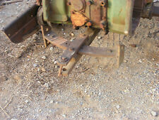 ANTIQUE JOHN DEERE 420 430 DOZER CRAWLER  DRAW BAR & FRAME FARMERJOHNSPARTS