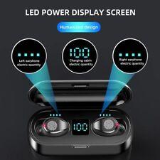 F9 Inalámbrico Bluetooth 5.1 Auricular TWS Hifi Mini En La Oreja Auriculares Sports Running
