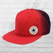 Converse Basecap Gradiant Wash Destructed rot Cap Kappe Mütze Haube Capi Hat red