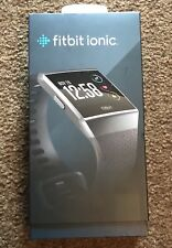 Fitbit Ionic Smart Watch Activity Tracker Brand New Sealed