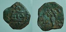 Napoli, Filippo III, Tornese 1617, MIR 225/3. Non Comune