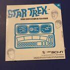 Star Trek Sci-Fi Loot Crate Exclusive Bridge Computer Display Tech Sticker