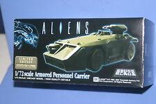 Aliens APC Limited Edition 1/72 Aoshima Japan