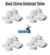 More details for aardvark professional bleach chlorine disinfectant tablets