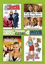 Funny Things About Love: 4 Movie Collection (DVD, 2015)