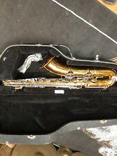 Selmer bundy baritone saxophone