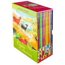 Ladybird Tales Classic Collection 10 Book Box Set (Hardback), Books, Brand New