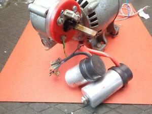 Parvalux SD13 Gearmotor 240V single phase 225RPM 100W H29F3739