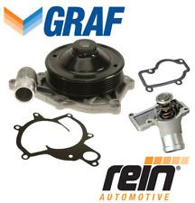 OEM Engine Water Pump + Thermostat Grad Rein Porsche 911 Boxster Cayman 97-08