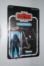 Star Wars Vintage Figur Tie Fighter Pilot MOC 47 back auf ESB Karte unpunched