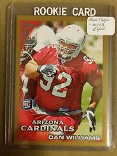 2010 Topps Gold #263 Dan Williams RC 1257/2010 : Arizona Cardinals
