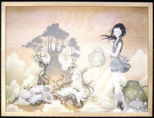 """""""Dream of the Celadon: by Amy Sol - Super Rare Early Print 2007"""