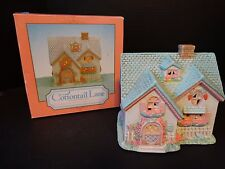Midwest Cannon Falls Cottontail Lane ~ Lighted Spring Cottage ~ Box Light