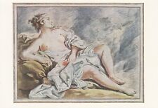 Postcard - LOUIS-MARIN BONNET / painting (2)