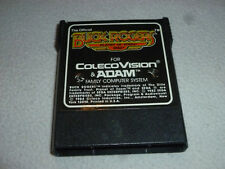 VINTAGE COLECO COLECOVISION & ADAM ROGERS PLANET OF ZOOM GAME CARTRIDGE 1984 >>>