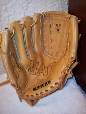 "Regent Mag Two 12.5"" Leather Baseball Glove Left Hand Throw C-2996"