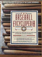 The Baseball Encyclopedia Official Record Major League Baseball (1993 hardcover)