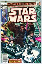 Star Wars #3 September 1977 Vf