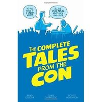 The Complete Tales From the Con by Guigar, Brad, NEW Book, FREE & FAST Delivery,
