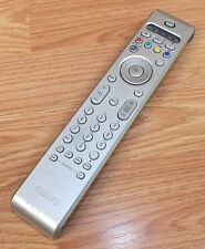 Genuine Philips (RC4345/01B) DVD / CBL / TV / VCR / AUX Remote w/ Battery Cover