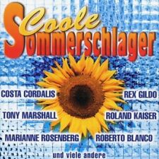 Coole Sommerschlager (15 tracks, BMG) Rudi Carrell ('Wann wird's mal..'),.. [CD]